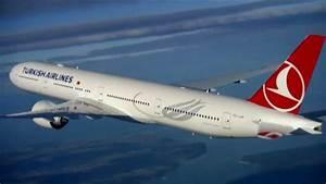 Turkish Airlines: Boeing 777-300ER Flight - YouTube