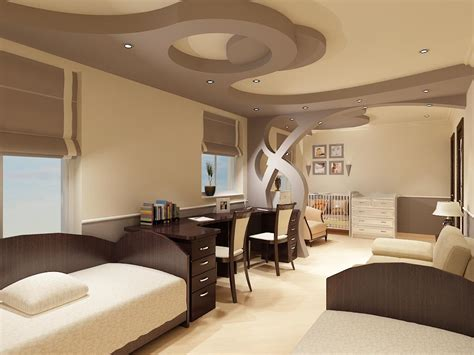 Home Plavon : Дизайн комнаты для двух подростков