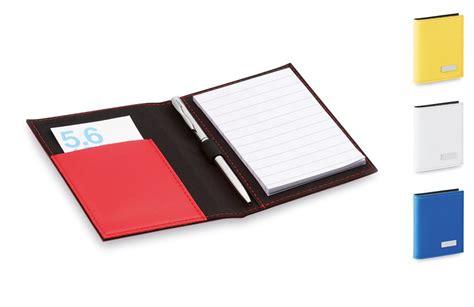bloc note sur bureau bloc notes en similicuir et stylo à personnaliser pas cher
