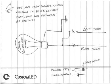 Truck Led Wiring Diagram by Indicator Wiring Diagram Motorcycle Wiring Diagram