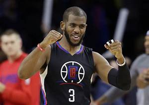 Chris Paul - LA Times