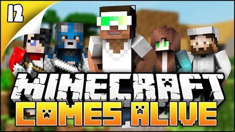 minecraft comes alive ep12 engagement ring