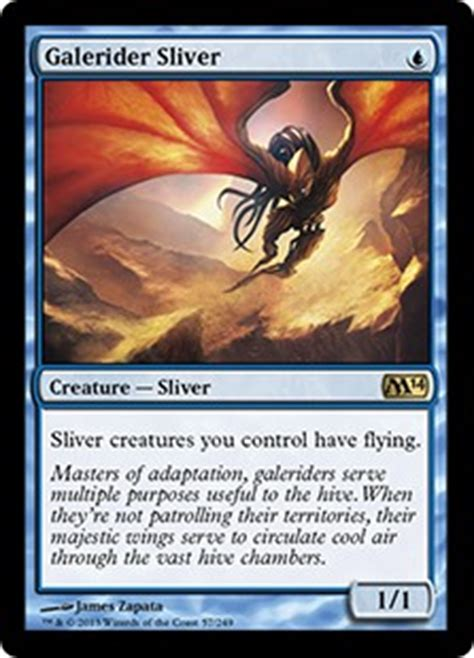 Sliver Deck Modern Budget by Galerider Sliver Magic 2014 Set Gatherer Magic