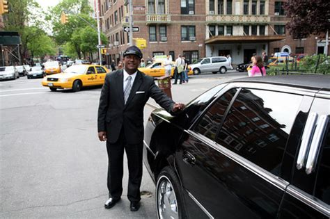 Limo Driver by The Business Traveller Taking A Limousine Aspiring