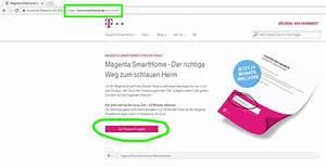 Smart Home Telekom : telekom magenta smarthome starter paket ~ Lizthompson.info Haus und Dekorationen