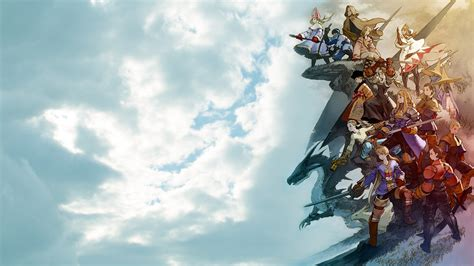 final fantasy vi hd wallpapers  background images