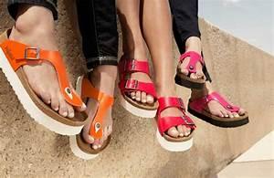 Sandalen Sommer 2015 : sandalen mit tieffu bett bequem modern und stylisch ~ Watch28wear.com Haus und Dekorationen
