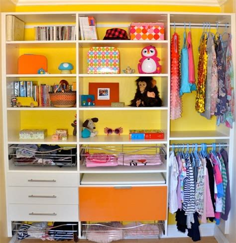 Kids Bedroom Ideas - creating more space in your cluttered children 39 s closets