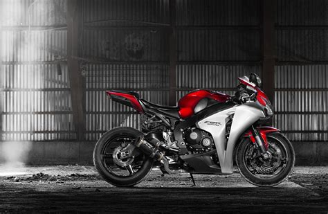 Motorcycles Cbr1000rr Motorcycles Side