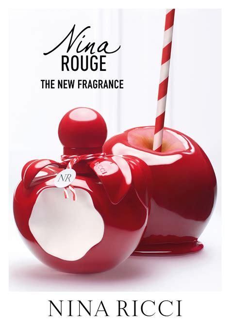 Nina ricci paris parfums # nina # miniature 6 ml rare. Nina Rouge Nina Ricci parfum - un nouveau parfum pour ...