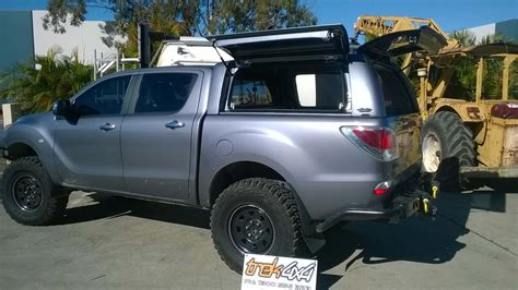 mazda bt   workstyle canopy