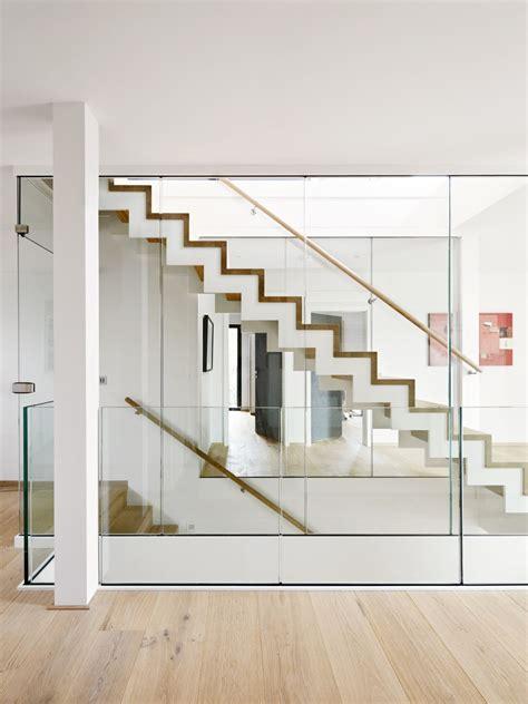 treppengeländer glas innen treppengel 228 nder innen glas inewhomesearch