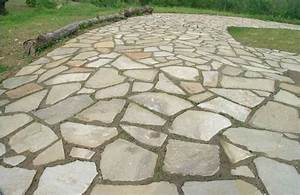 Realizzare pavimenti in pietra Pavimento da esterni