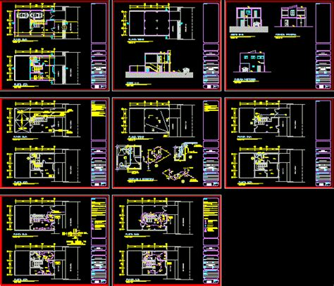 bureau dwg plan autocad d 39 un magasin commercial dwg autocad and