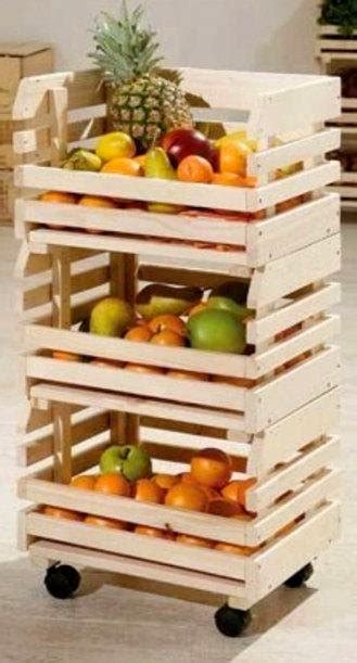 ideas  decorar  cajas de frutas decoracion