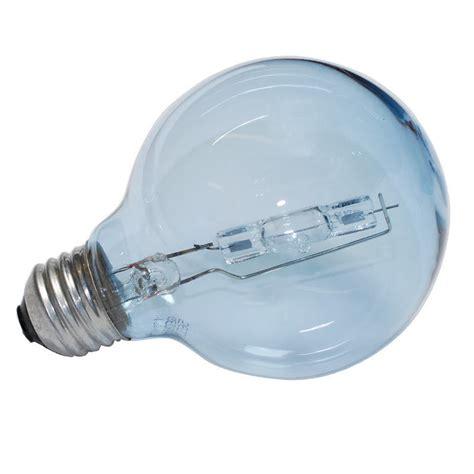 reveal light bulbs 3 pk ge 43w globe g25 reveal halogen light bulb 60w