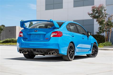 2016 Subaru Wrx, Wrx Sti Receive New Infotainment, Safety