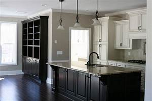 modern kitchen fresh kitchens with white cabinets and With kitchen cabinets lowes with cheap black and white wall art