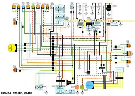 pin de aapelat en honda motorcycles electrical wiring diagram electrical diagram y honda cb400