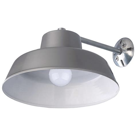 canarm ceiling wall barn light 14in dia 120 volts 300 watts bl14cw northern tool