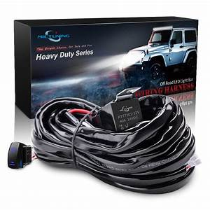 Led Light Bar Wiring Harness Diagram Car Electrical Repair