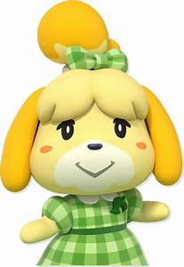 Nintendo Sure Loves Isabelle NeoGAF