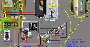 Piso Net Circuit  Piso Net Timer