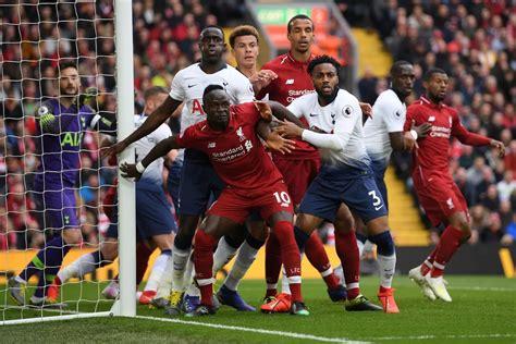 Liverpool Vs Tottenham - Liverpool vs Tottenham LIVE ...