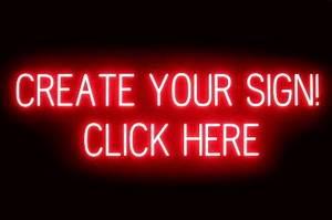 ShackSign Custom LED Neon Light Signs
