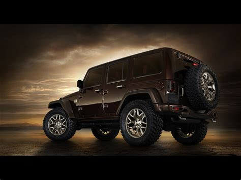 Jeep Wrangler Sundancer Concept 2014 Exotic Car Pictures