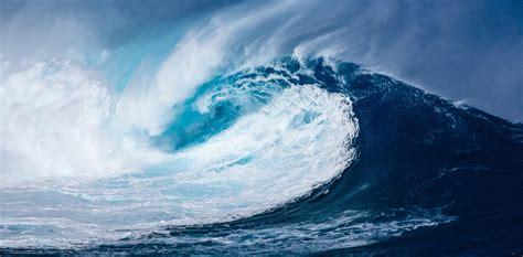 wallpaper tidal waves hd  nature