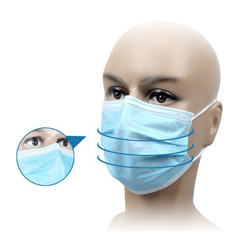 disposable medical dustproof surgical face mouth masks ear