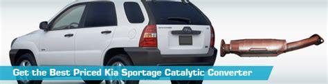 2002 Kia Spectra Catalytic Converter by Kia Sportage Catalytic Converter Exhaust Converters