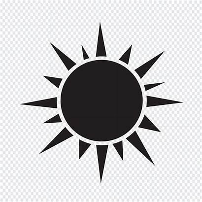 Sun Vector Symbol Icon Sign Vectors