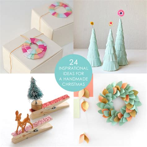 christmas craft tutorials   handmade holiday