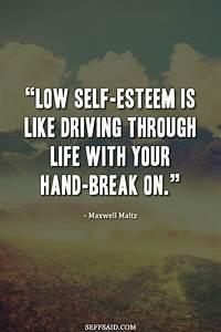Best 25+ Low se... Low Esteem Quotes
