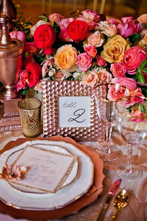 Luxurious+rose+gold+wedding+inspiration +Clearly +it+is