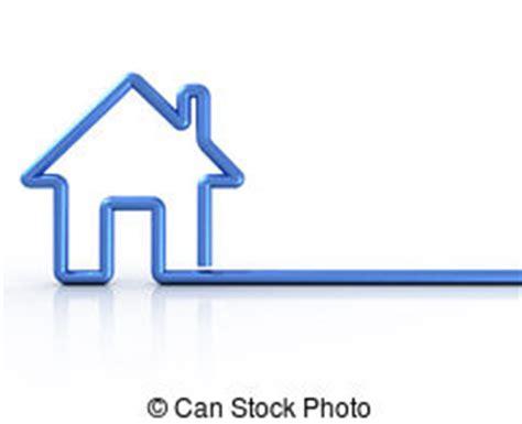 Haus Illustrationen Und Clipart 253125 Haus Lizenzfreie