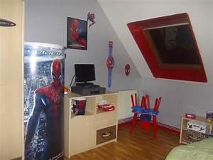 Deco Chambre Spiderman Avec Des Ides