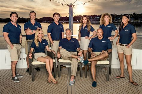Cast Of Below Deck Med by Pin Bellow Photoshot Of Alison Carroll In Photographic
