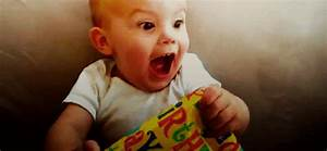 Omg GIF - Excited Omg Baby - Discover & Share GIFs