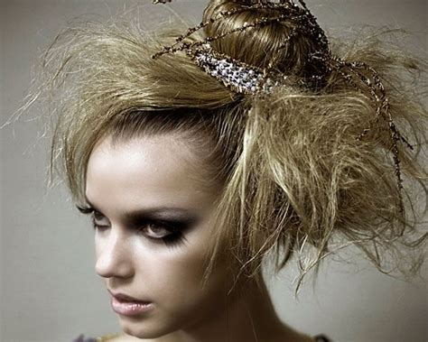 rock hair style 10 ways to style your hair without cut or color 7180