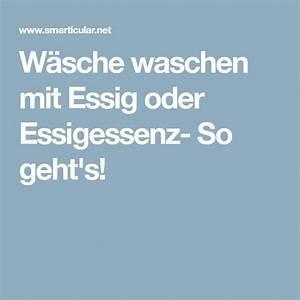 Gardinen Waschen Mit Soda : einfach und umweltfreundlich w sche waschen nur mit essig ~ A.2002-acura-tl-radio.info Haus und Dekorationen