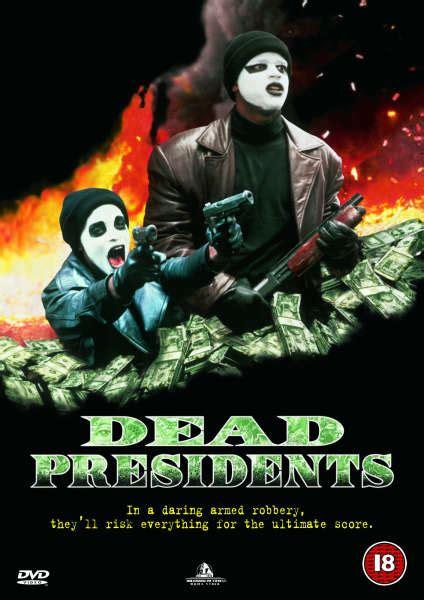dead presidents dvd zavvicom