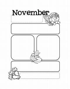 13 printable preschool newsletter templates pdf doc With free november newsletter templates