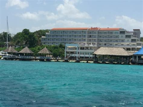 Glass Bottom Boat Ocho Rios Jamaica by From The Glass Bottom Boat Picture Of Sandals Ochi