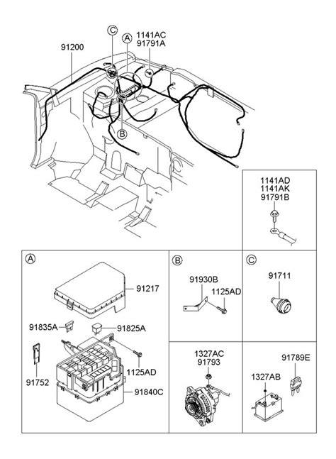 9187038110 - Hyundai Diode ( 2p ). Mini