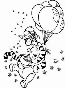 Black And White Baby Winnie The Pooh And Friends Pictures ...