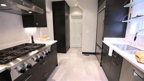 how to design a galley kitchen interior design how to design a sleek galley kitchen 8611