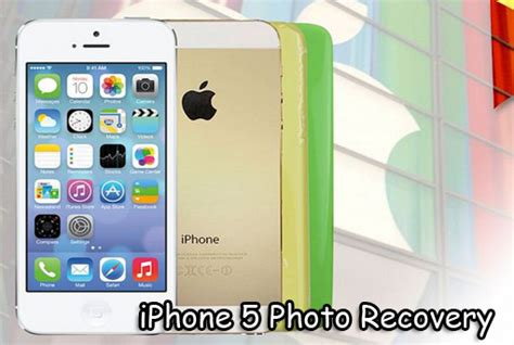 recover photos from iphone how to recover deleted photos on iphone 5s 5c 5 itunes